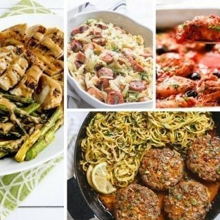 Keto Dinner Ideas with Keto Recipes