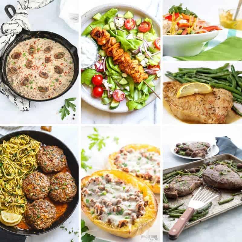 Keto Dinner Recipes and Ideas