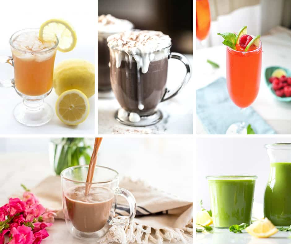 Keto Drink Recipes You Must Try!