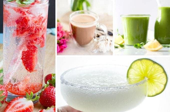 Keto Drinks - Keto Drink Recipes