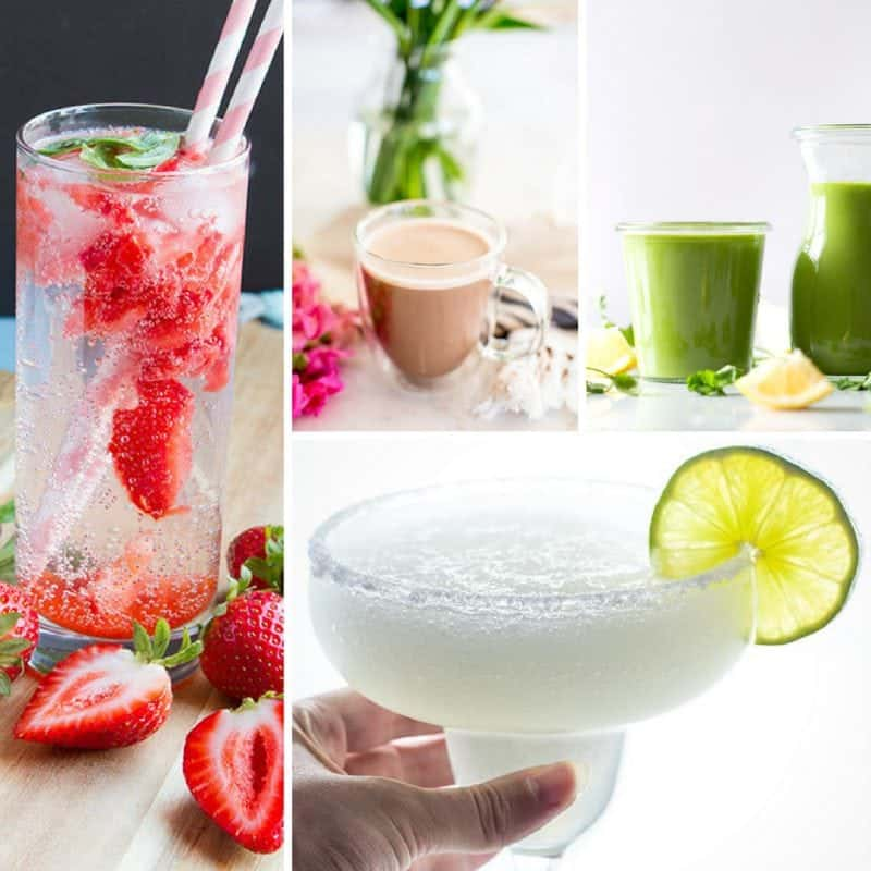 Keto Drinks - Keto Drink Recipes
