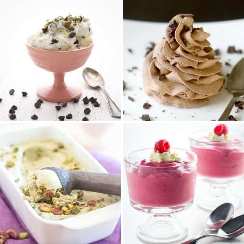 Healthy Keto Ice Cream Recipes