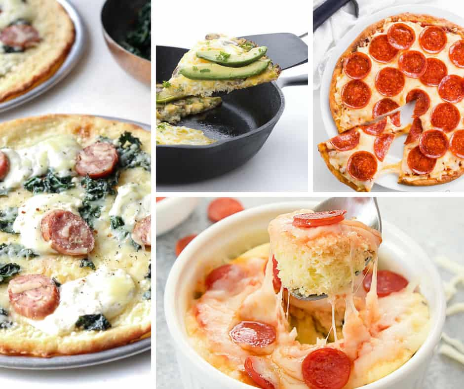 Keto Pizza Recipes the whole family will love!