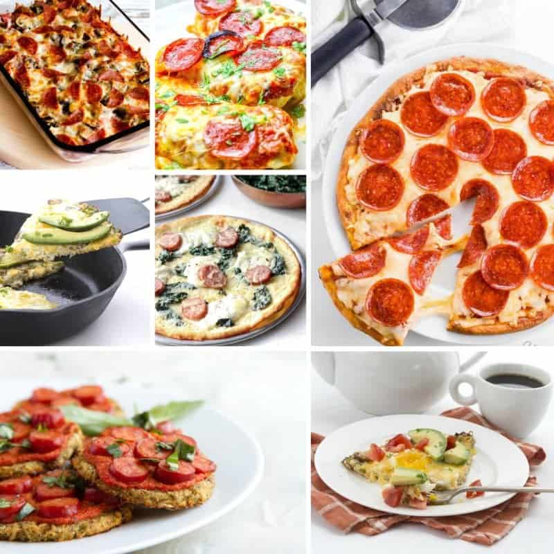 Keto Pizza Recipes You'll Love