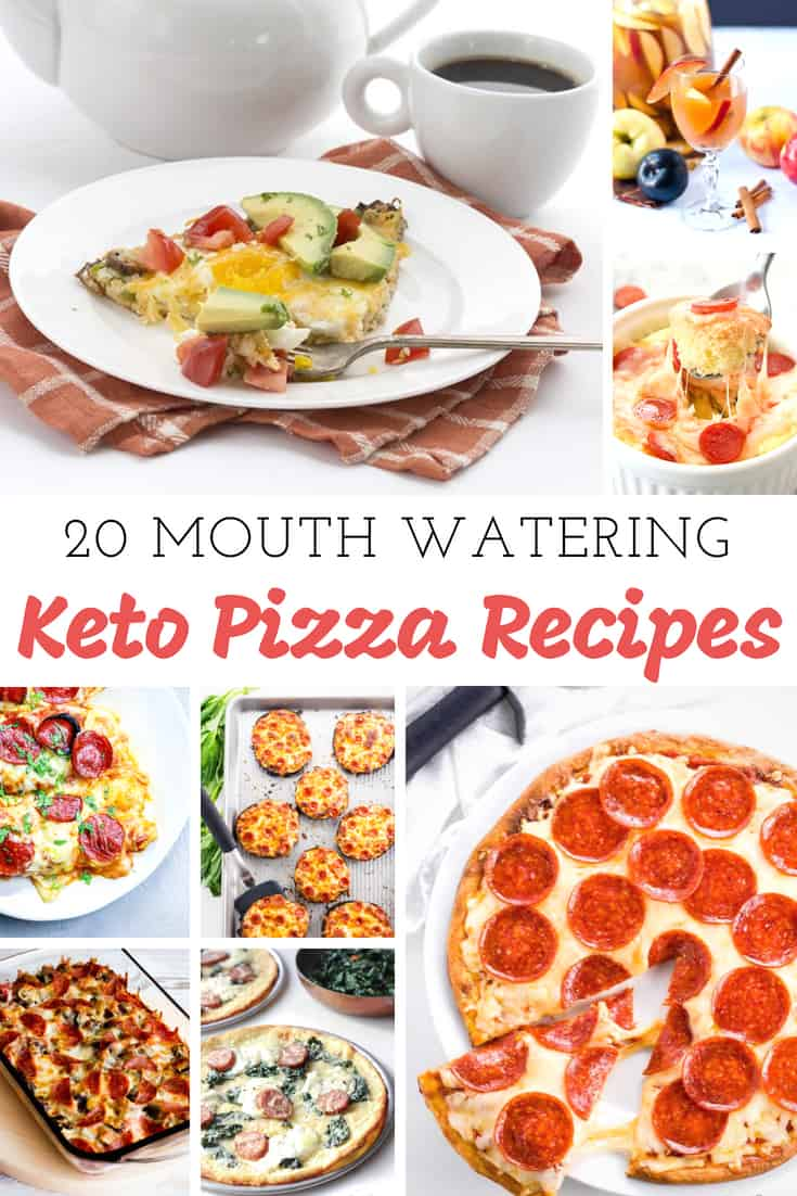 20 Keto Pizza Recipes for Dinner
