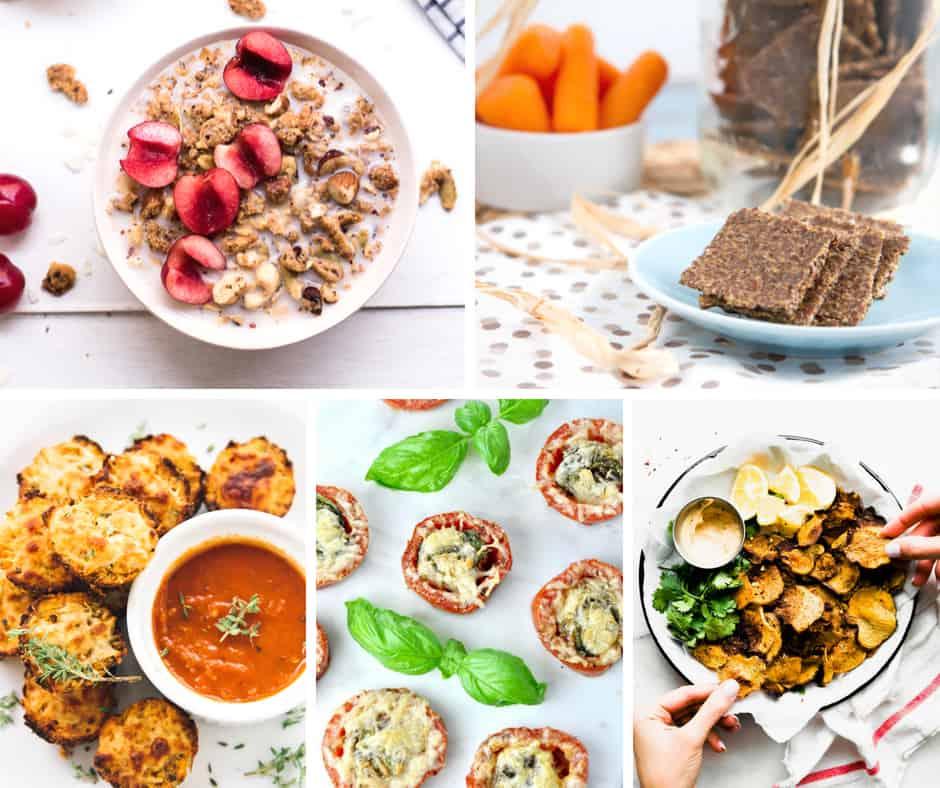 Keto Snack Recipes to Try