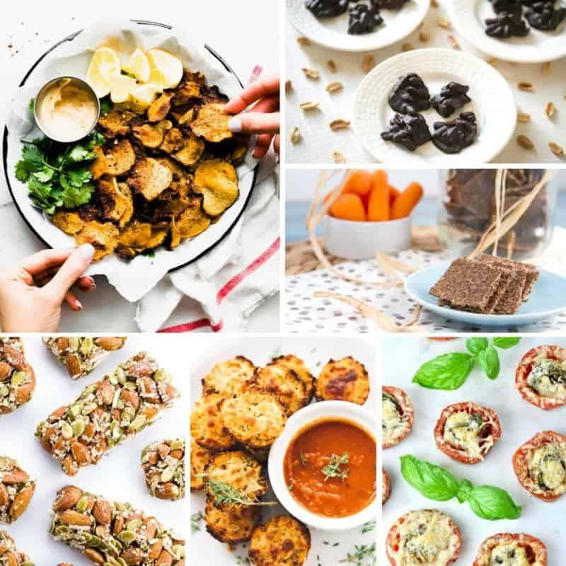 Keto Snacks and Snack Recipes