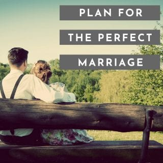 Planning for a marriage is more important than planning the wedding