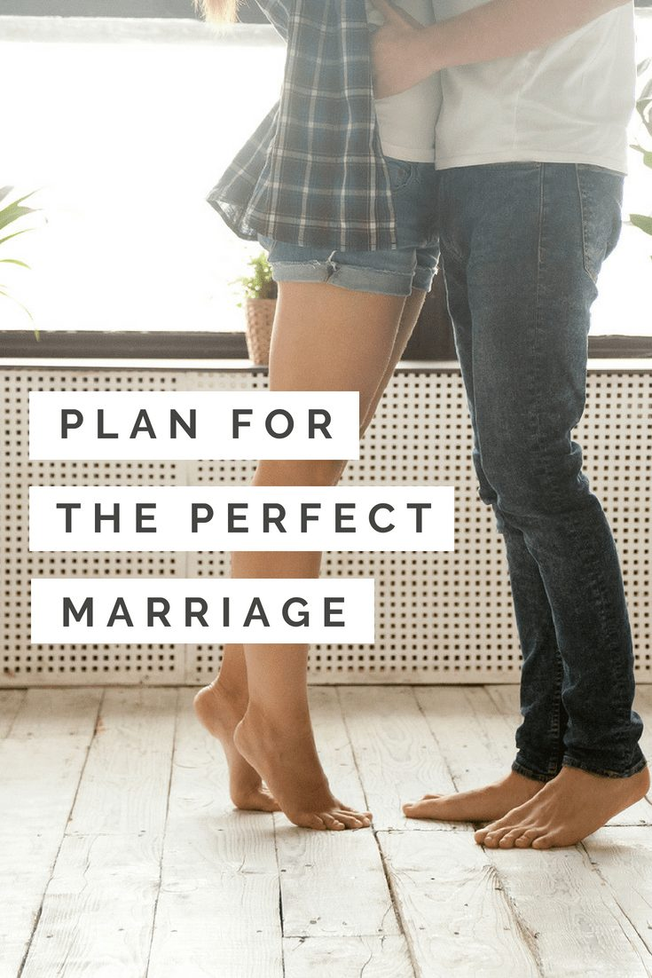 The wedding is fun - but don't forget to plan for the perfect marriage