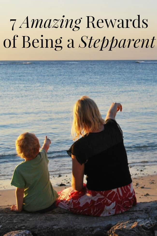 There are so many rewards to being a stepparent. They far exceed any downside you may face.