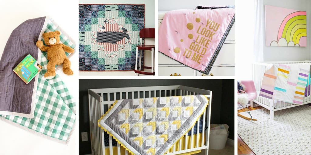 Choose a pattern for baby and get started making your quilt!