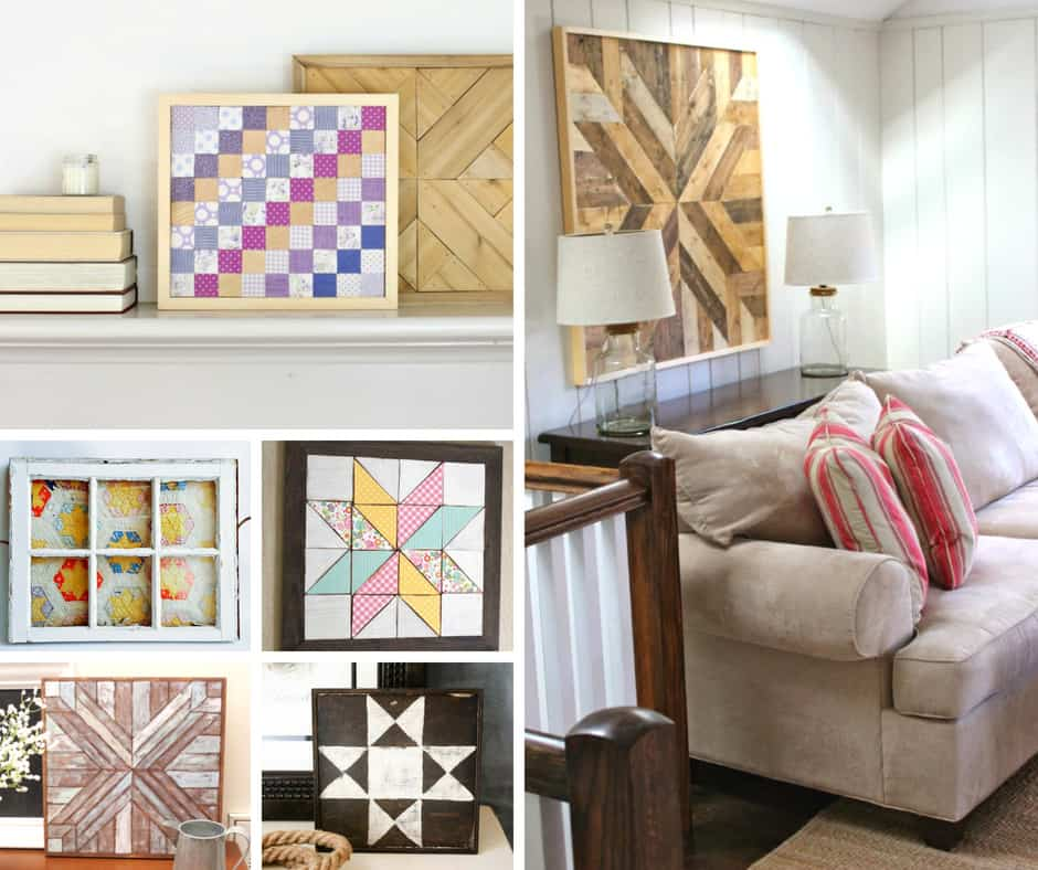 Barn Quilts to DIY
