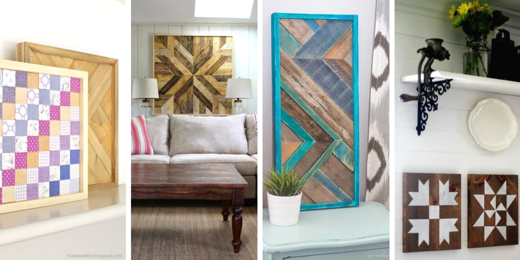 Fabulous Barn Quilts to Make at Home