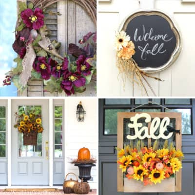 Fall Front Door Ideas