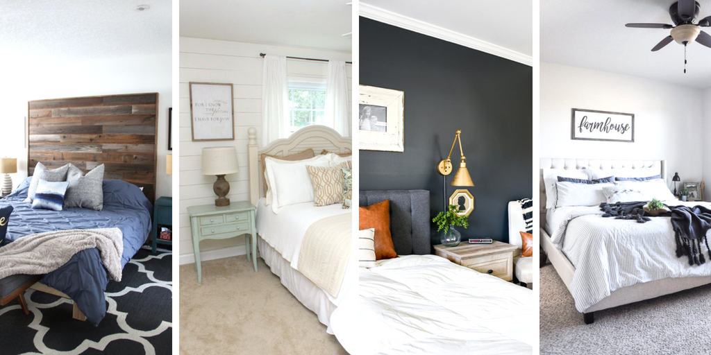 How to create a farmhouse bedroom you love to live in
