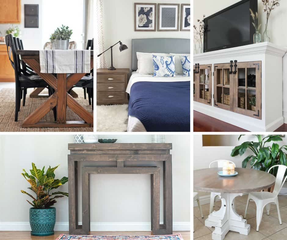 Beautiful Farmhouse Furniture Ideas