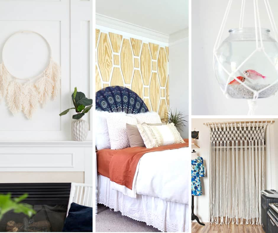 DIY Macrame Decor Ideas for Your Home