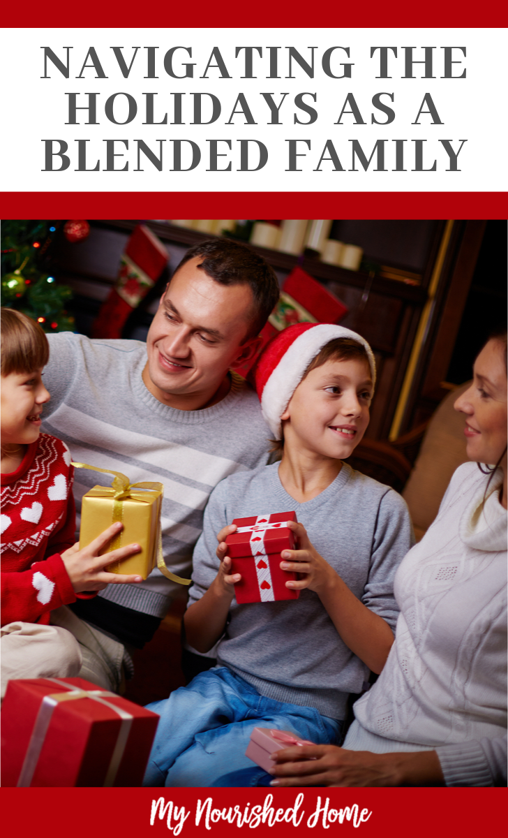Christmas Holidays as a Blended Family