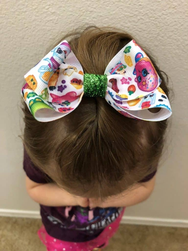 Learn to Make this Boutique Hair Bow