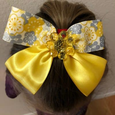 How to Make Hair Bows – 3 Easy Styles