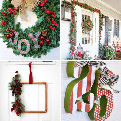Christmas Front Door Ideas