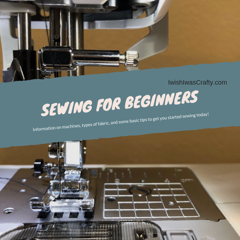 Sewing Tips and Terms for the beginner seamstress