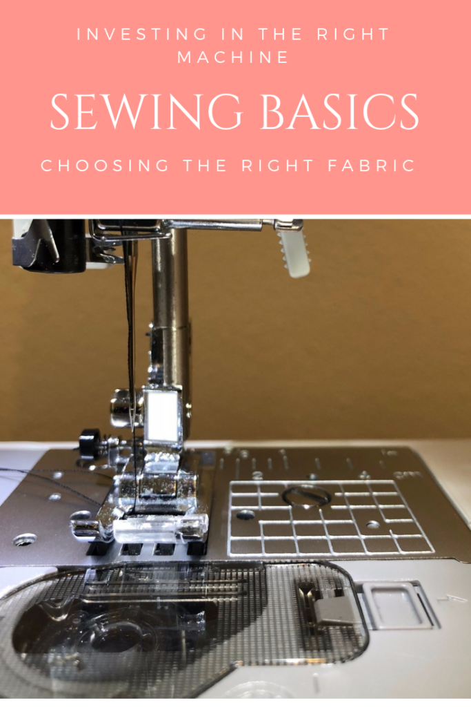 Want to learn to sew but don't know where to start? This is where you start!