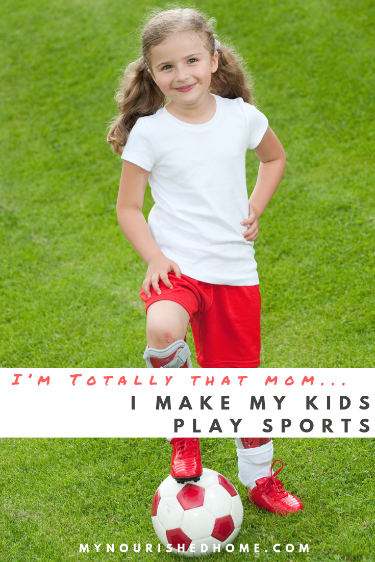 Are sports good for kids?