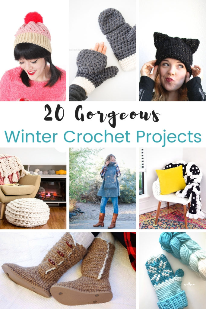Winter Crochet Projects