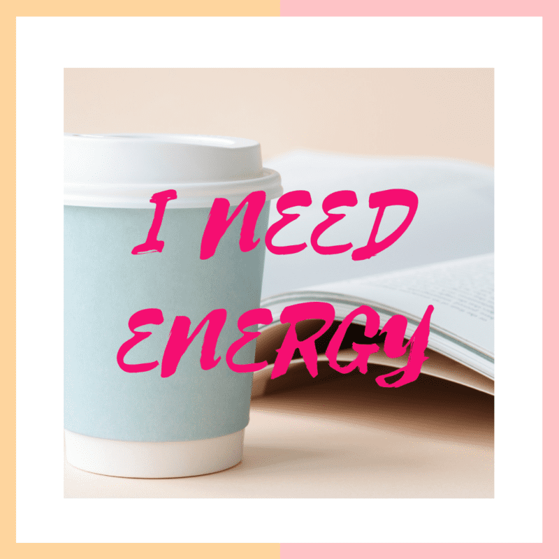 Can Happy Coffee change how much energy I have each day?