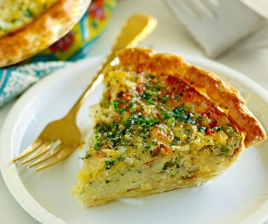 Family Quiche Recipe