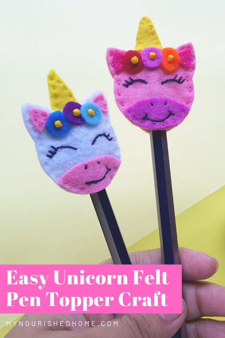 Unicorn Craft for Kids