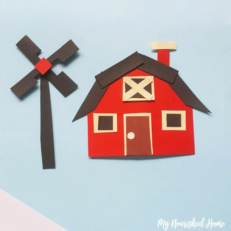 Barn Craft for Kids