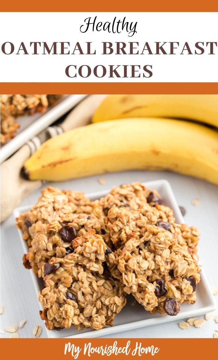Oatmeal Breakfast Cookie Recipe