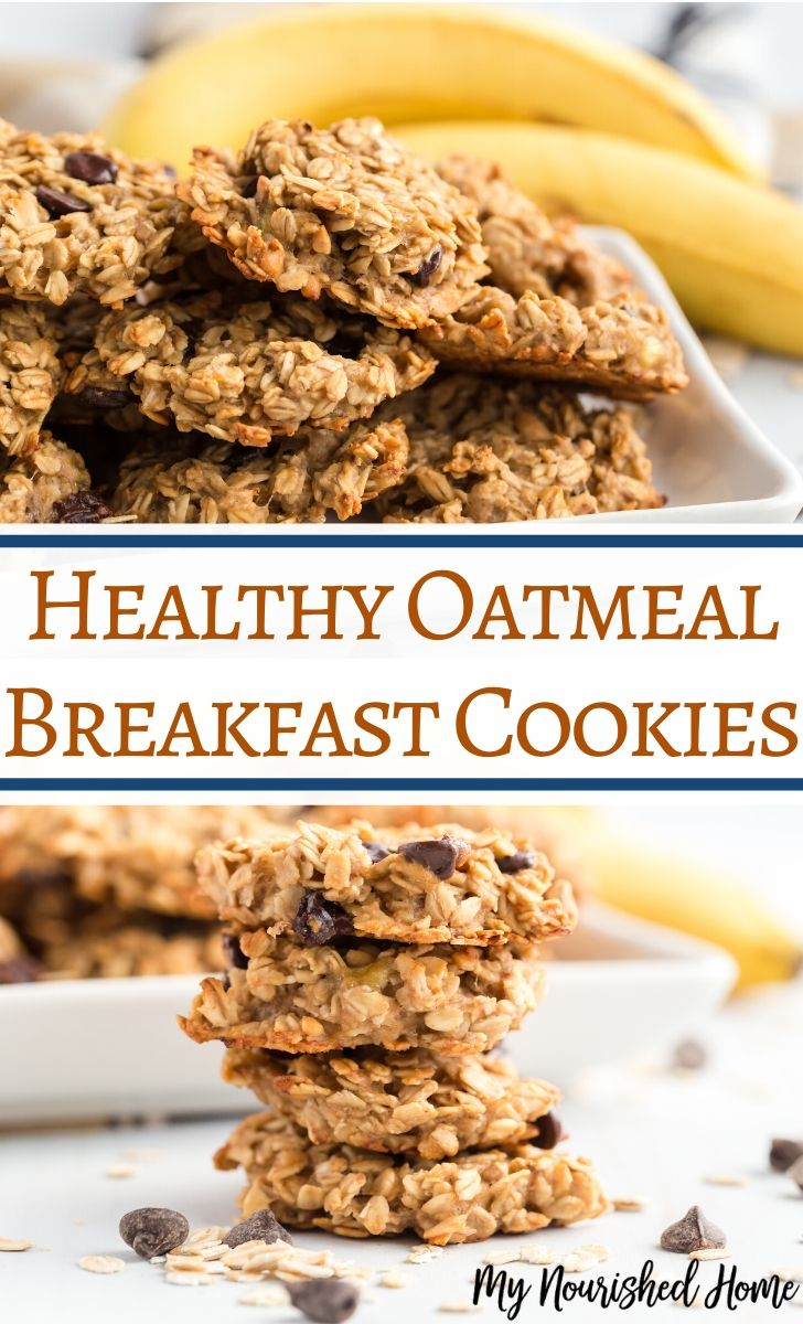 healthy oatmeal cookie recipes for breakfast