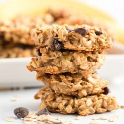How to make healthy oatmeal breakfast cookies