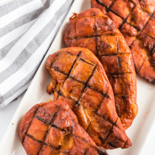 How to smoke chicken breast on your Big Green Egg or Traeger smoker