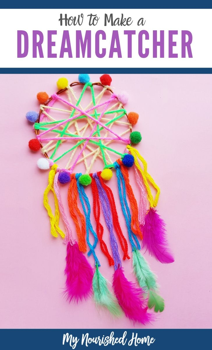How to Make a Dreamcatcher Craft for Kids