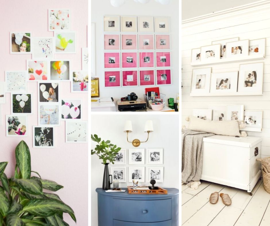 How to Hang a Gallery Wall that You will love to look at each day