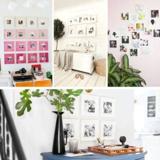 Make a Photo Gallery Wall