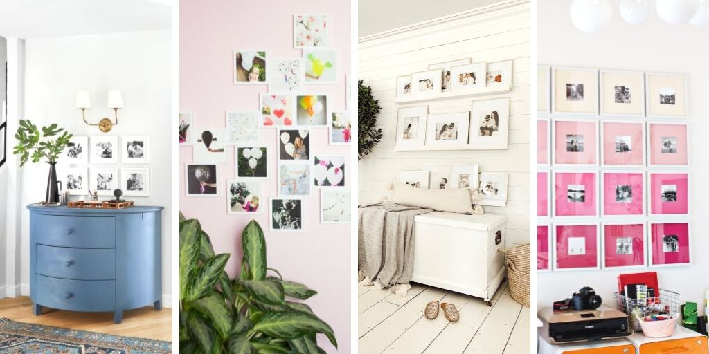Create the gallery wall of your dreams that fits perfectly in your home.