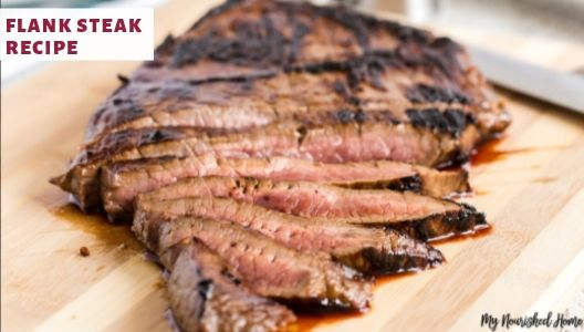 How to cook flank steak in a cast iron skillet
