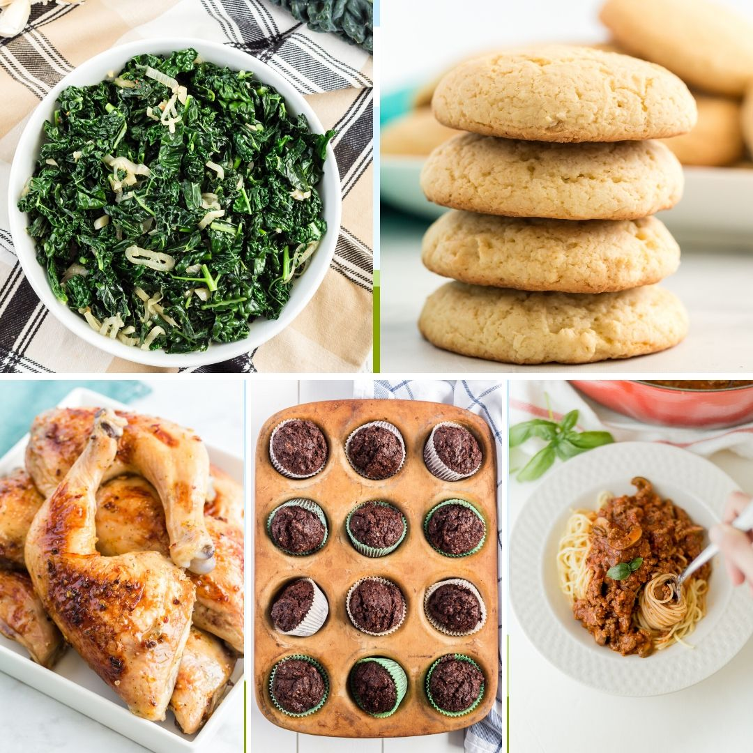 Home and Family Recipes
