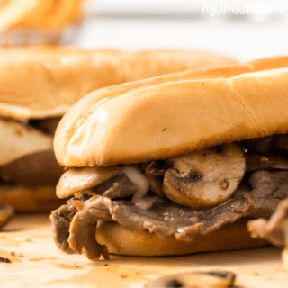 15 Minute Steak Sandwich Recipe