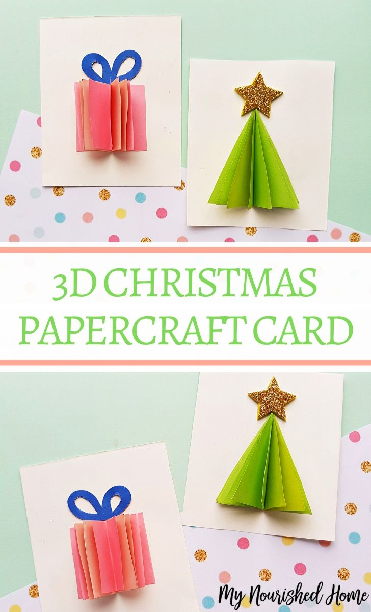 Beautiful handmade Christmas Card ideas