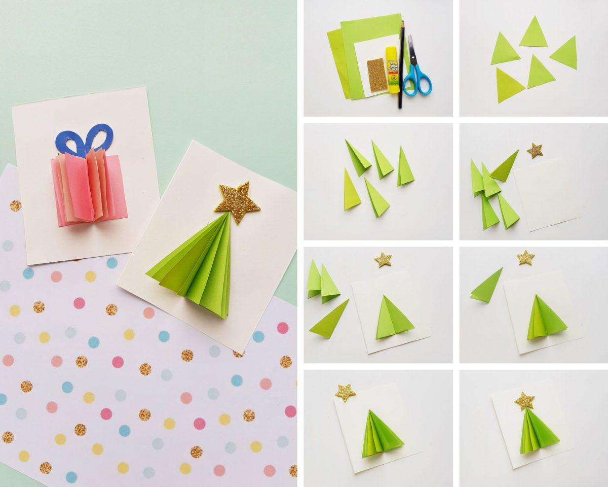 Christmas Cards A Fun Papercraft