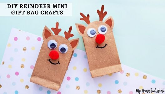 Reindeer Craft for kids