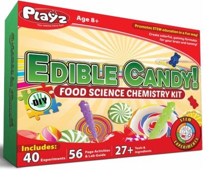 Edible Candy Food Chemistry for kids