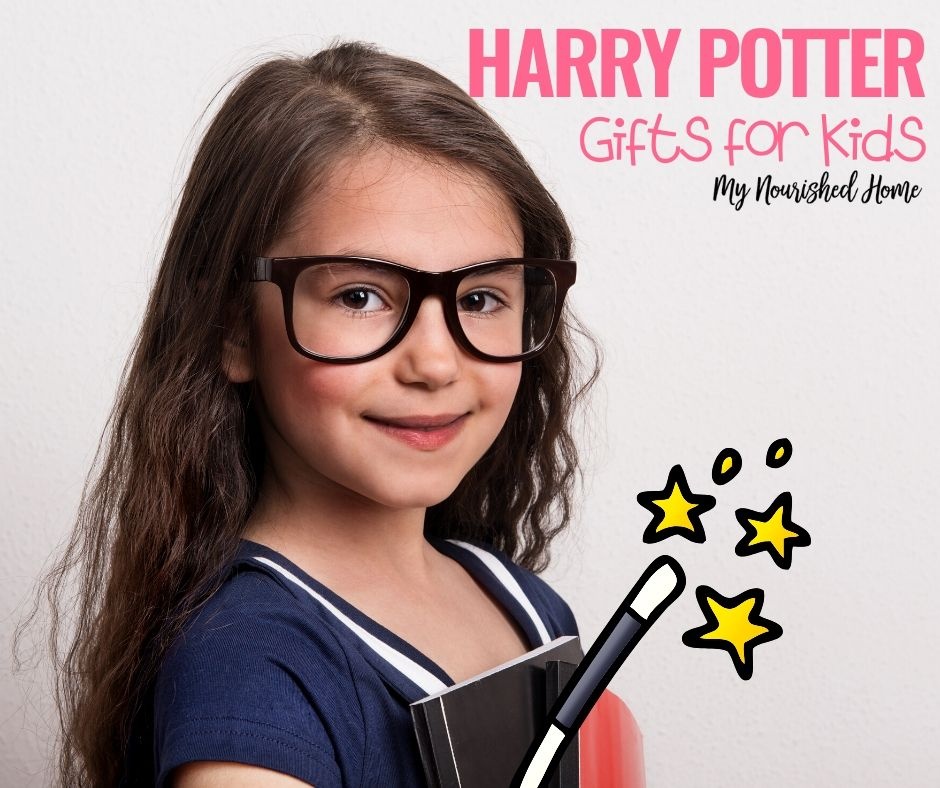 Harry Potter Gift Ideas for Kids