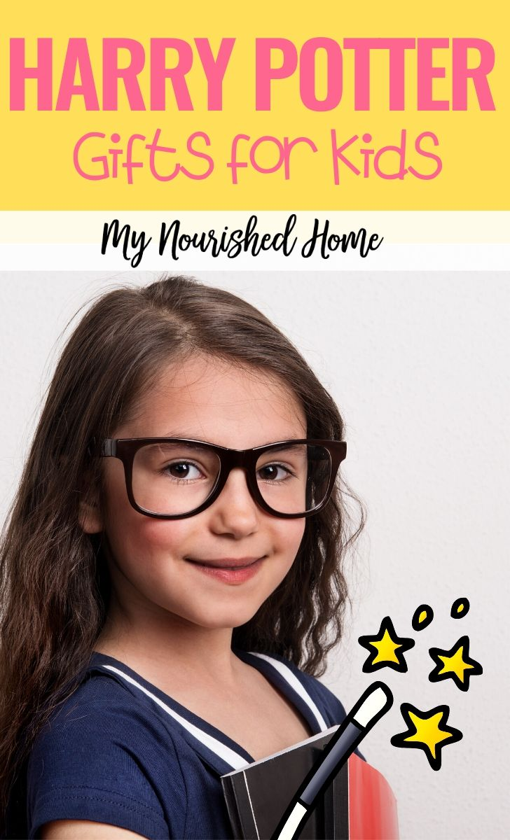 Harry Potter Gifts For Kids My Nourished Home